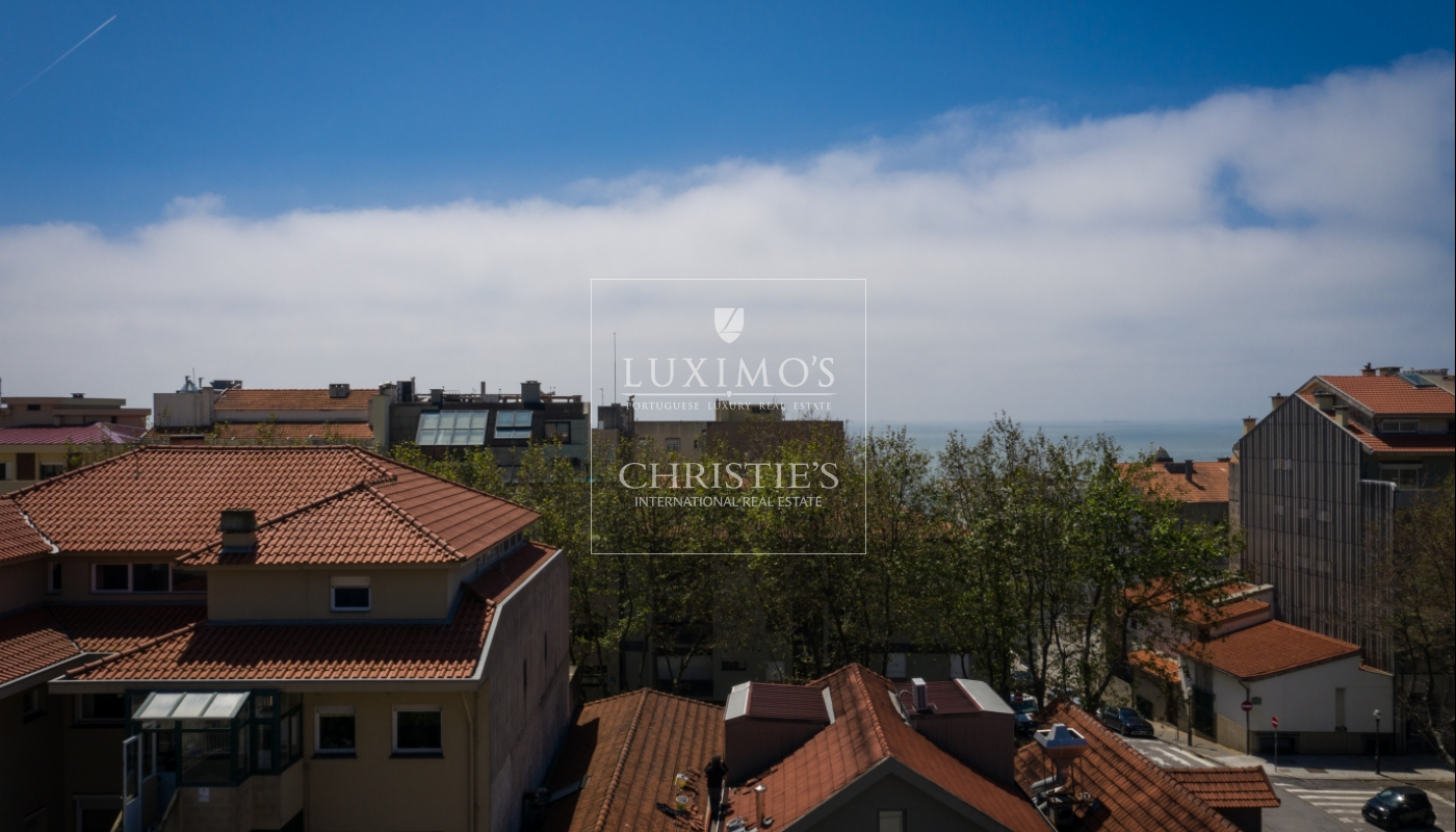 New luxury apartment for sale with large terrace, Foz, Porto, Portugal_114325
