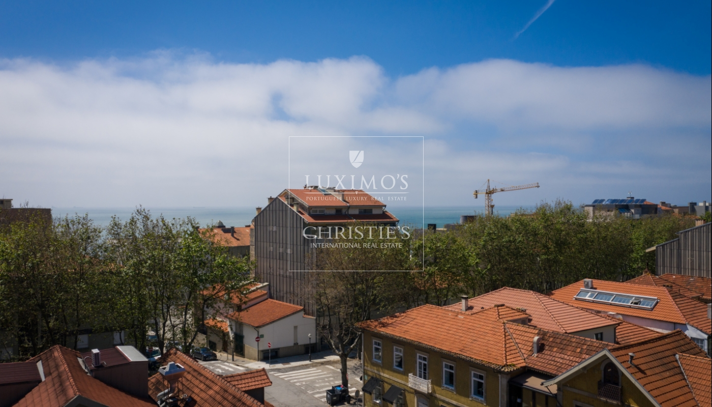 New luxury apartment for sale with large terrace, Foz, Porto, Portugal_114326