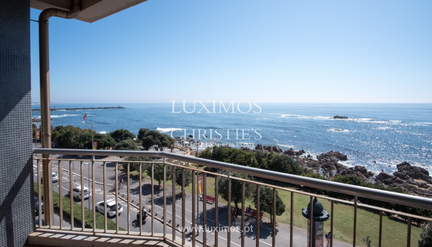 Sale of penthouse, with open views to the sea, Foz, Porto, Portugal_114388