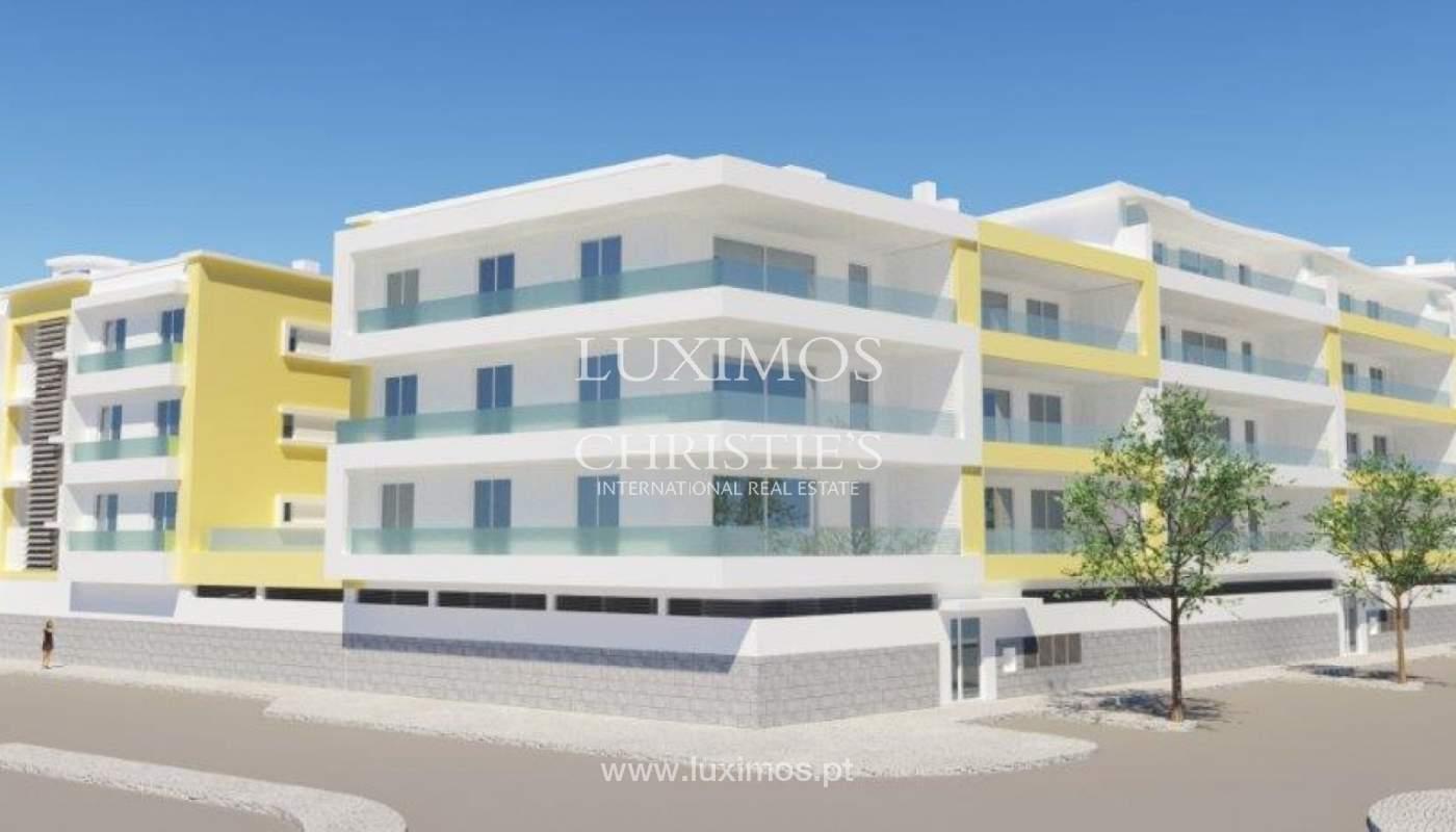 Venta de apartamento moderno con vista mar en Lagos, Algarve, Portugal_117064