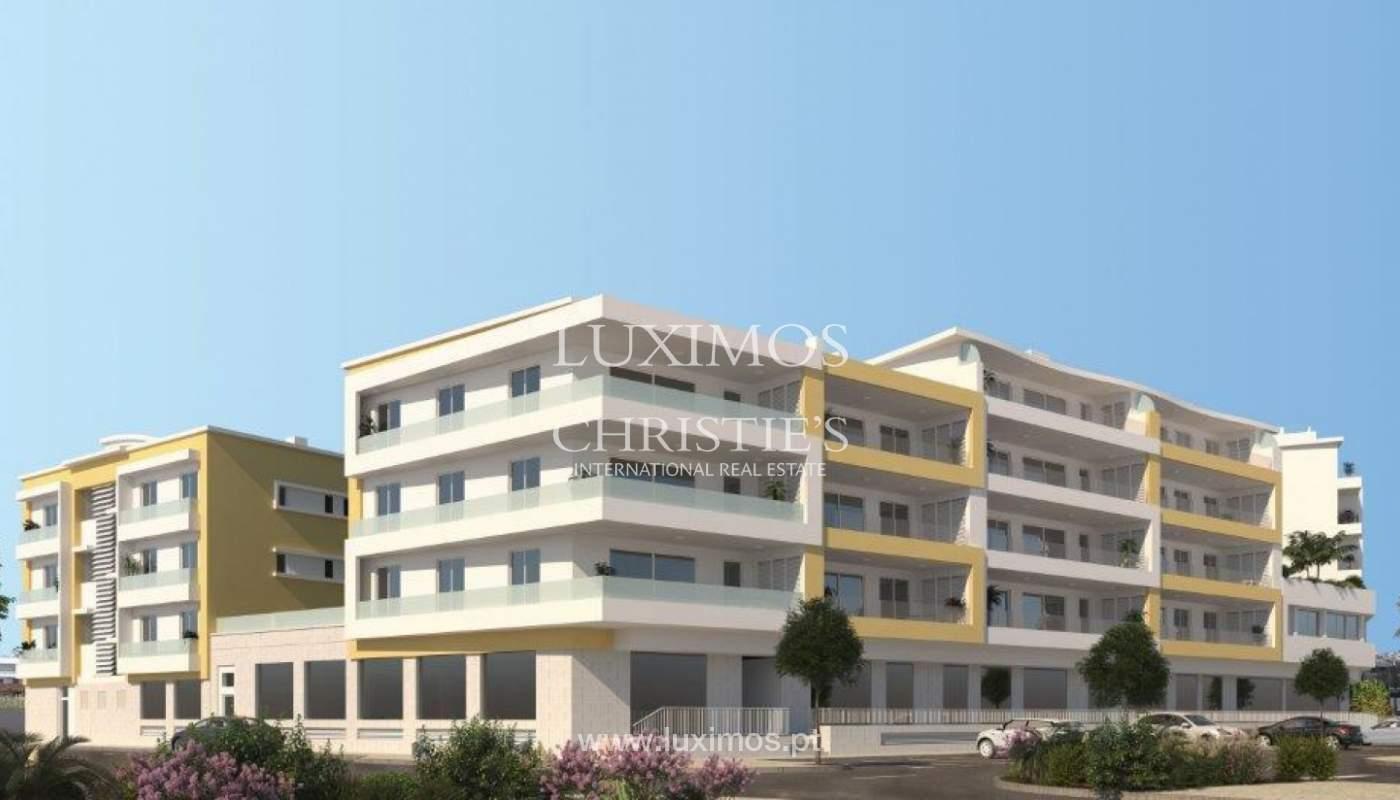 Venda de apartamento moderno com vista mar em Lagos, Algarve_117350