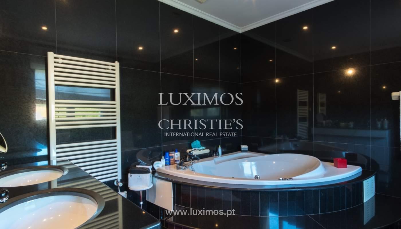 Luxuriöse Villa zu verkaufen mit Pool und Spielplatz, Póvoa Varzim, Portugal_117472