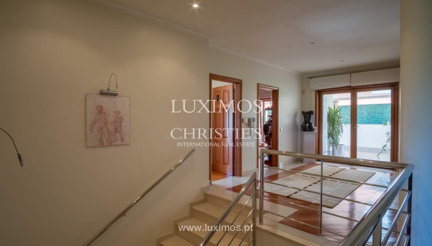 Luxuriöse Villa zu verkaufen mit Pool und Spielplatz, Póvoa Varzim, Portugal_117491