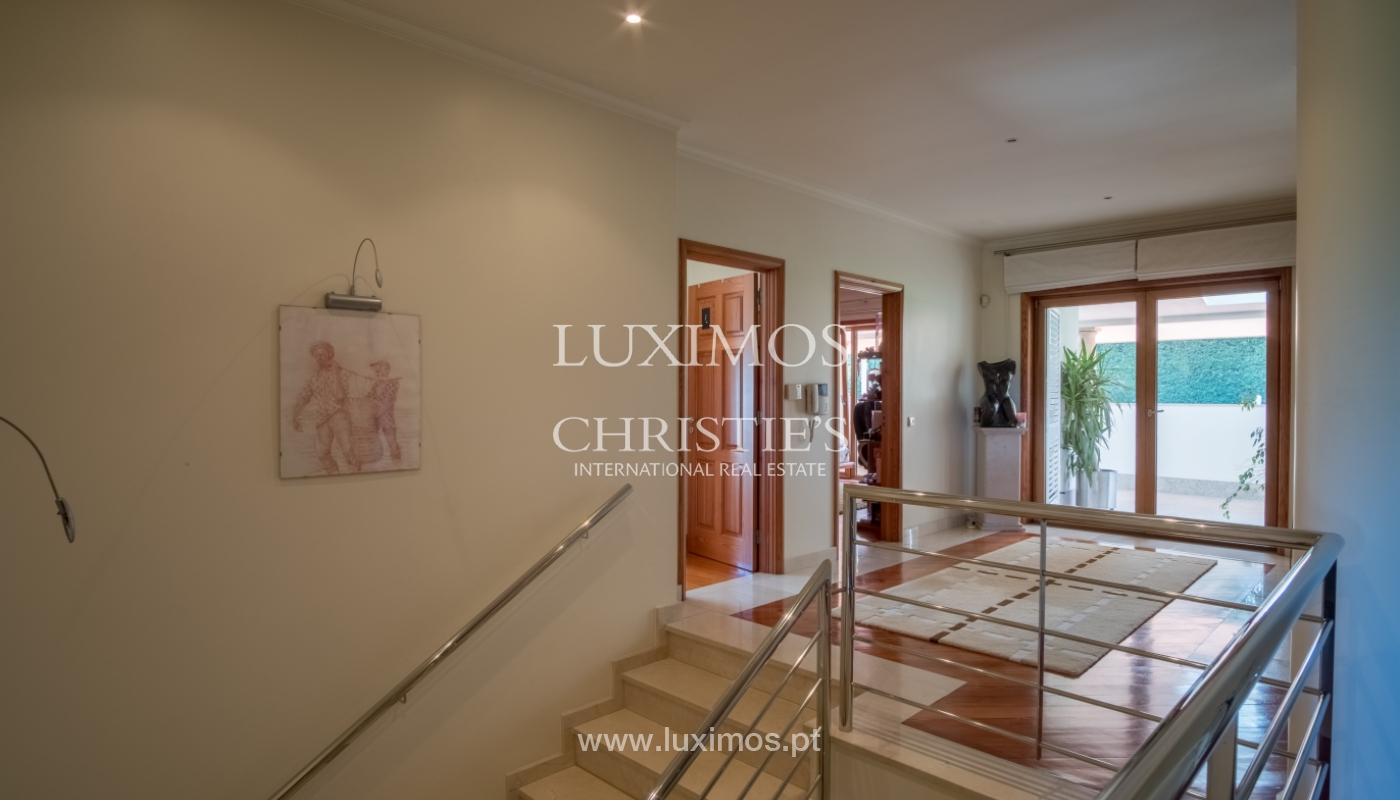 Luxury villa for sale w/ pool and playground, Póvoa Varzim, Portugal_117491