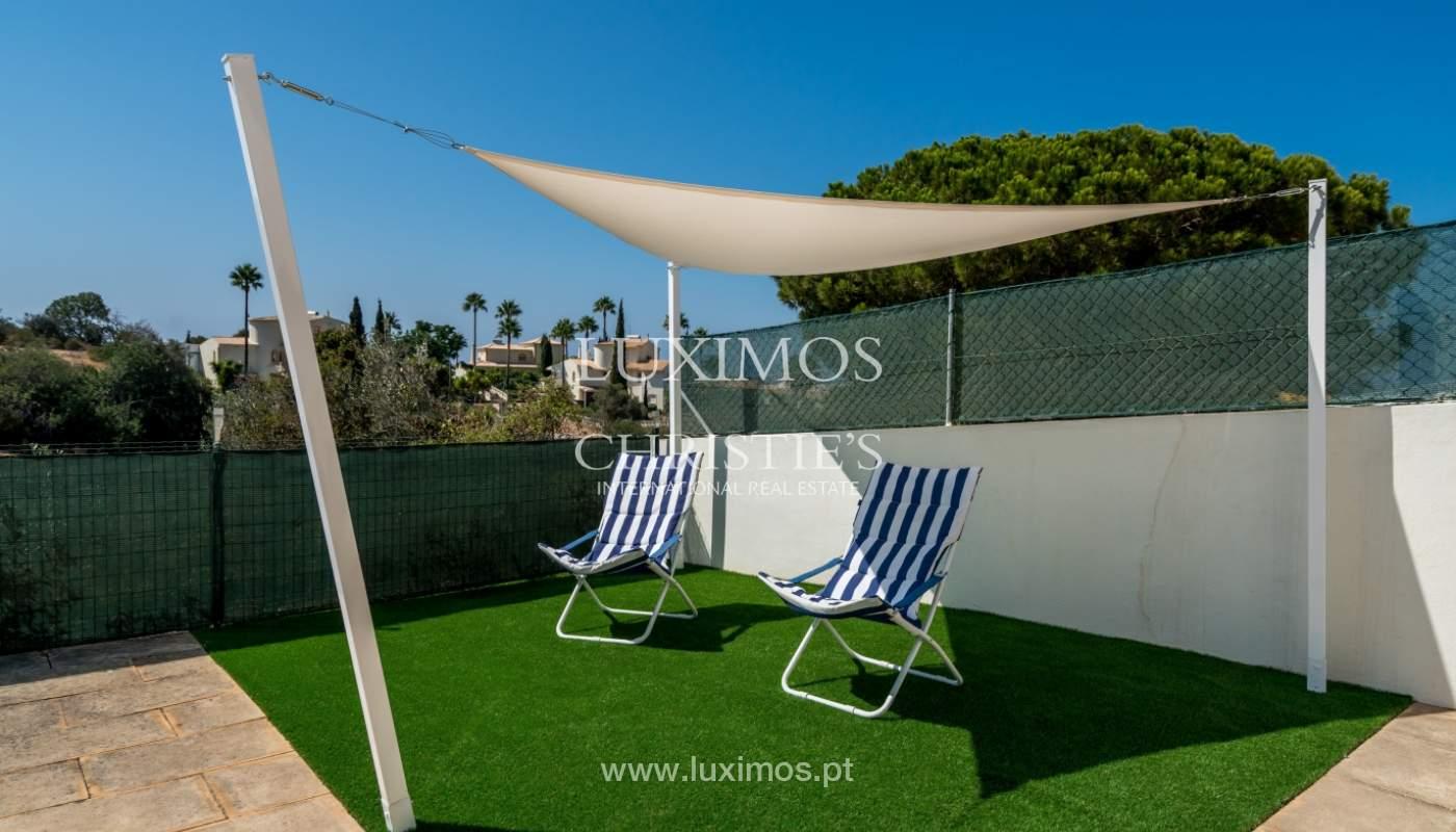 Venta de chalet con piscina y vista mar, Albufeira, Algarve, Portugal_117674