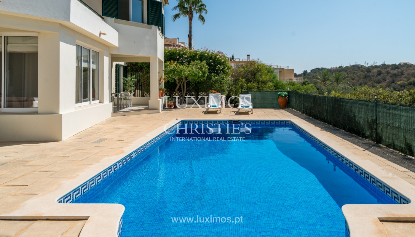 Sale of villa with pool and sea view in Albufeira, Algarve, Portugal_117678