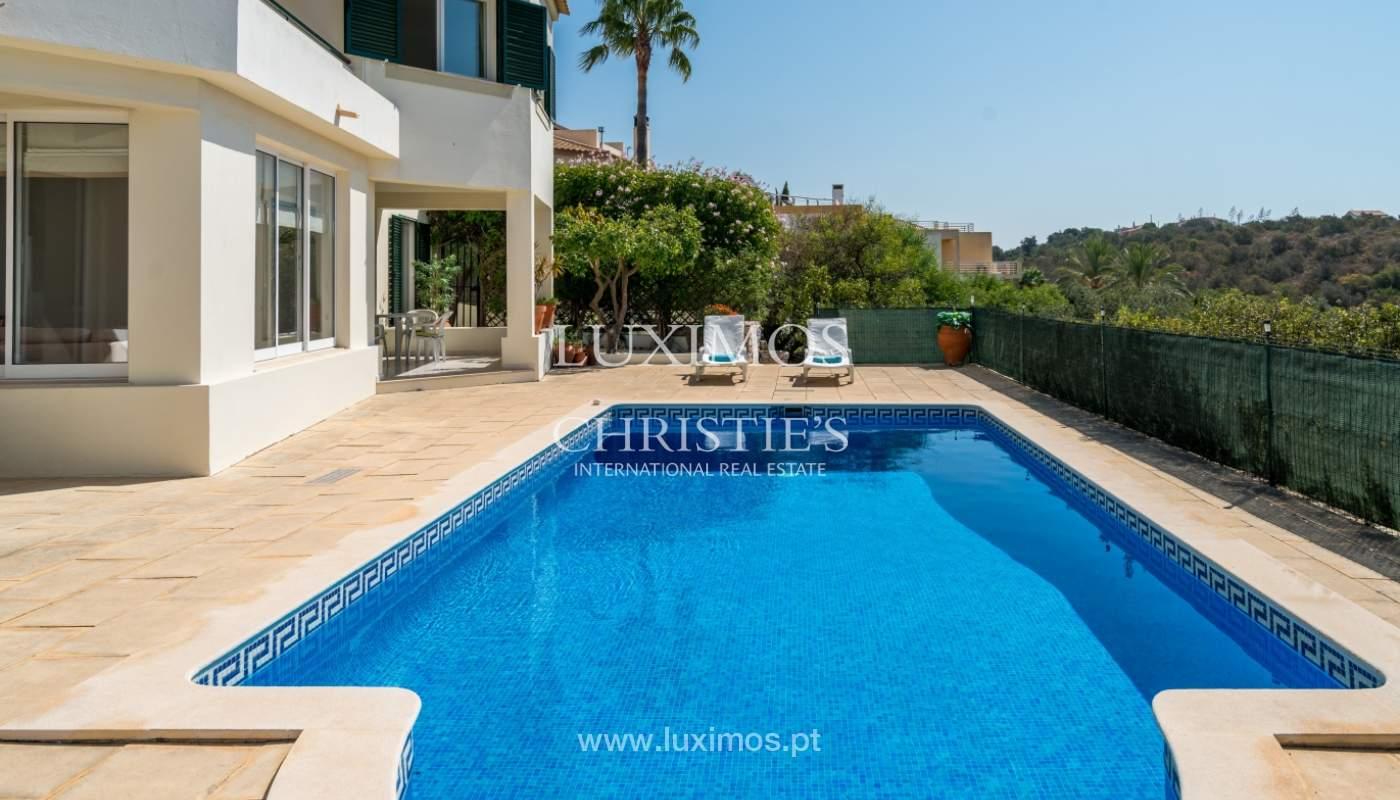 Venta de chalet con piscina y vista mar, Albufeira, Algarve, Portugal_117678