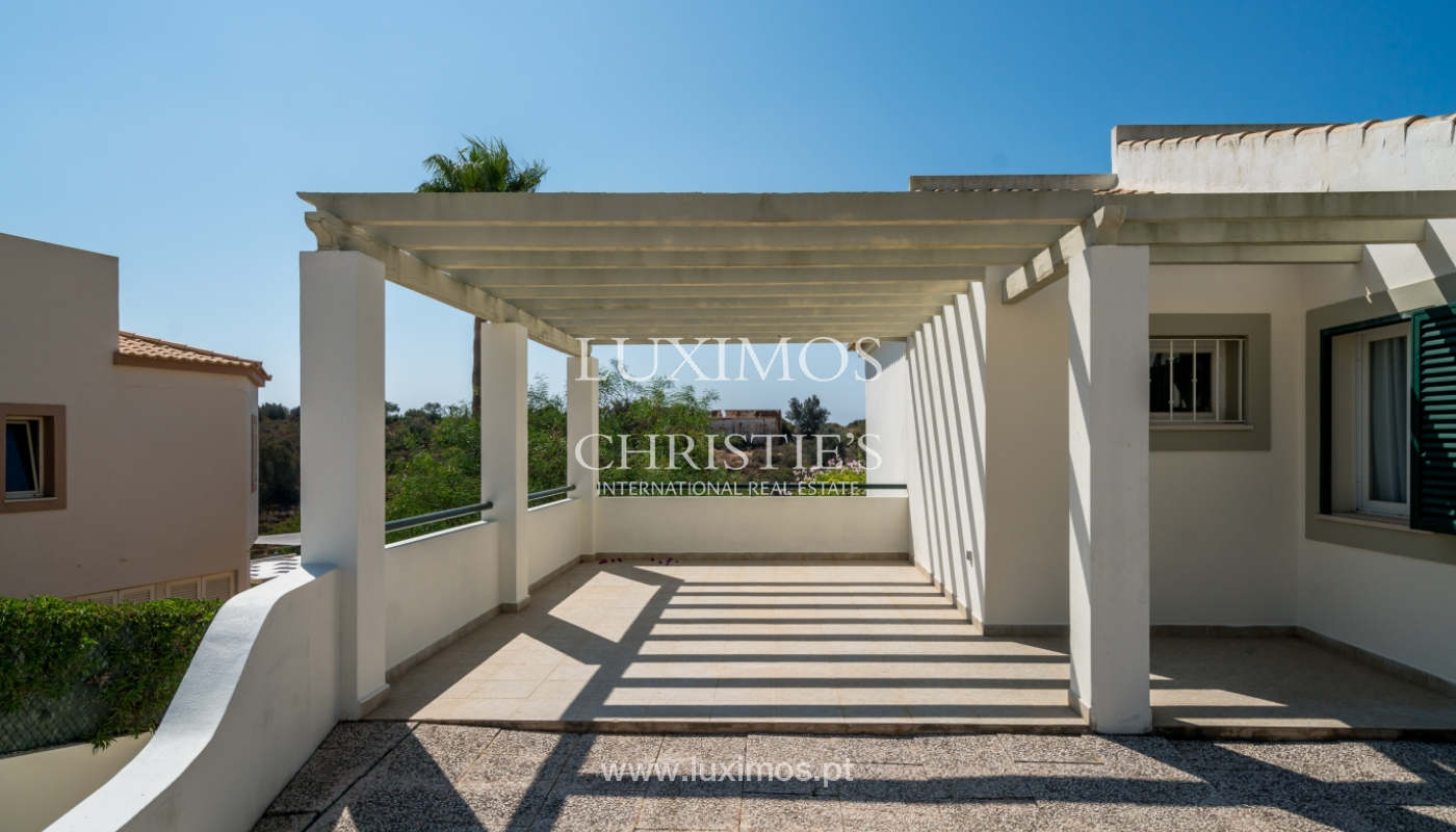 Sale of villa with pool and sea view in Albufeira, Algarve, Portugal_117688