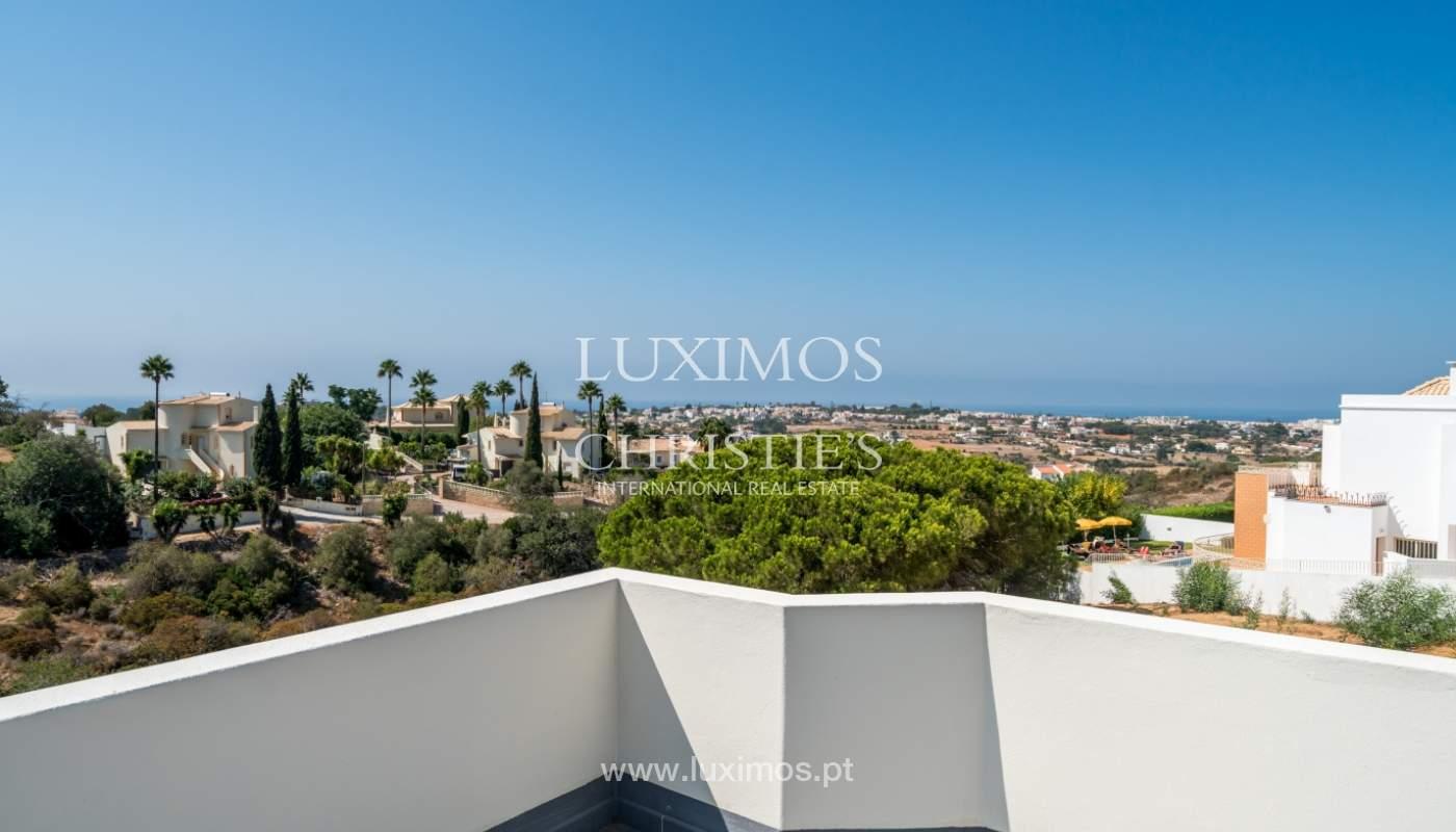 Venta de chalet con piscina y vista mar, Albufeira, Algarve, Portugal_117691