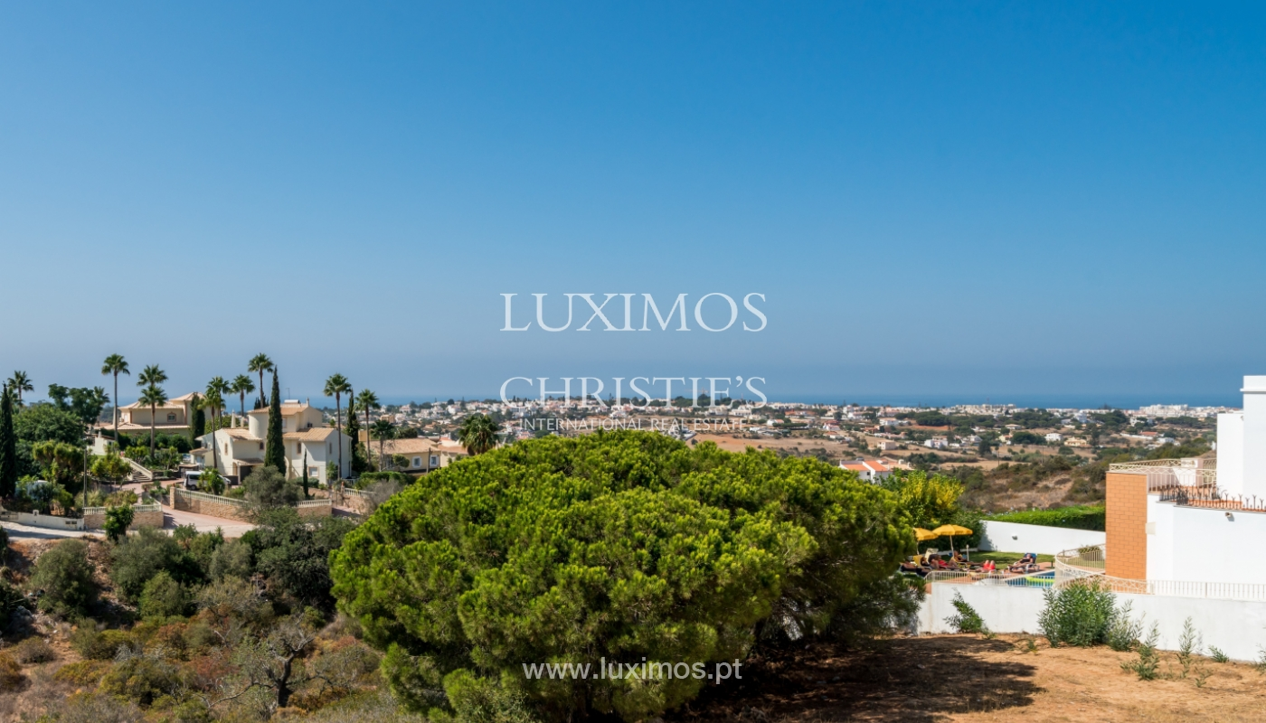 Sale of villa with pool and sea view in Albufeira, Algarve, Portugal_117692