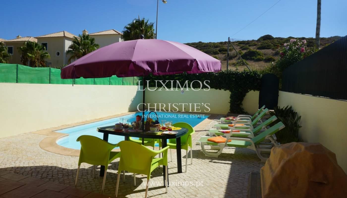 Sale of villa with pool in Budens, Vila do Bispo, Algarve, Portugal_117779