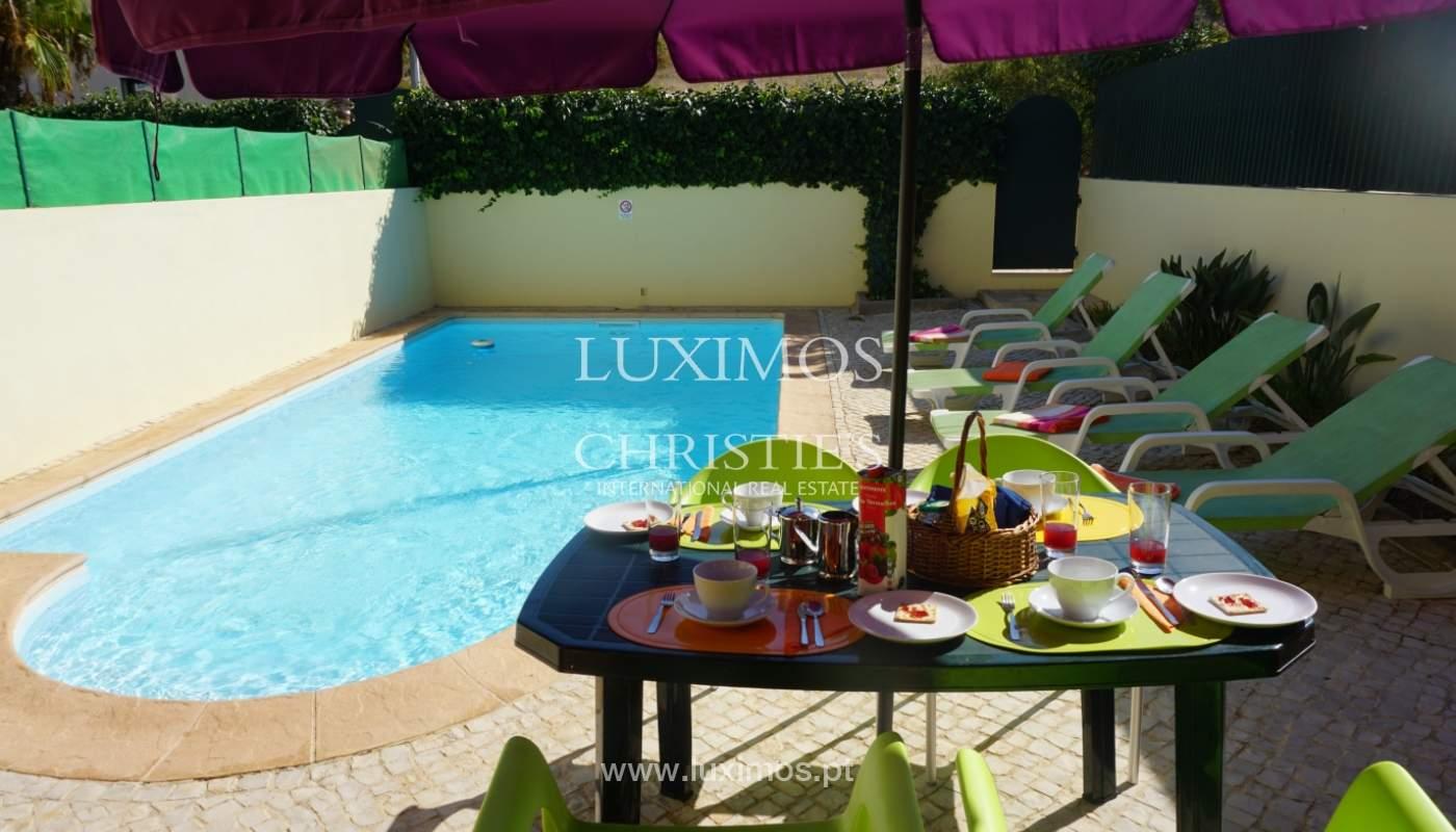 Sale of villa with pool in Budens, Vila do Bispo, Algarve, Portugal_117780