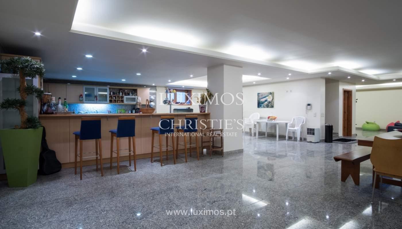 Luxuriöse Villa zu verkaufen mit Pool und Spielplatz, Póvoa Varzim, Portugal_117840
