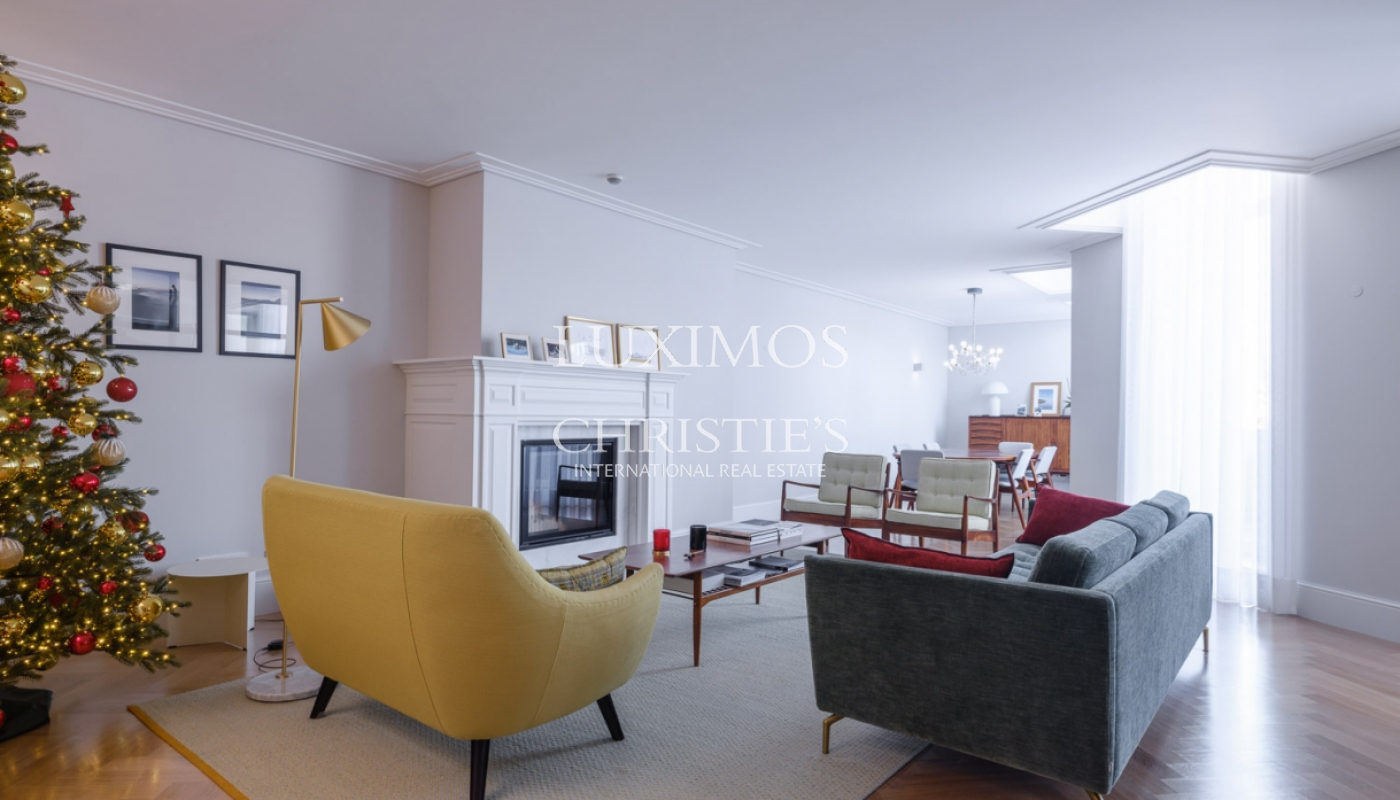 Luxury, new and modern duplex apartment, Porto, Portugal_118007