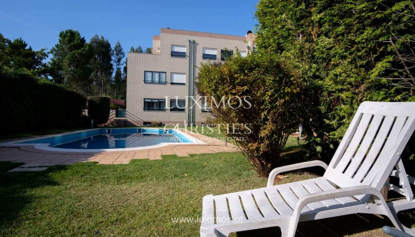 Venda de apartamento com terraço e jardim, Vila Nova de Gaia, Portugal_118092