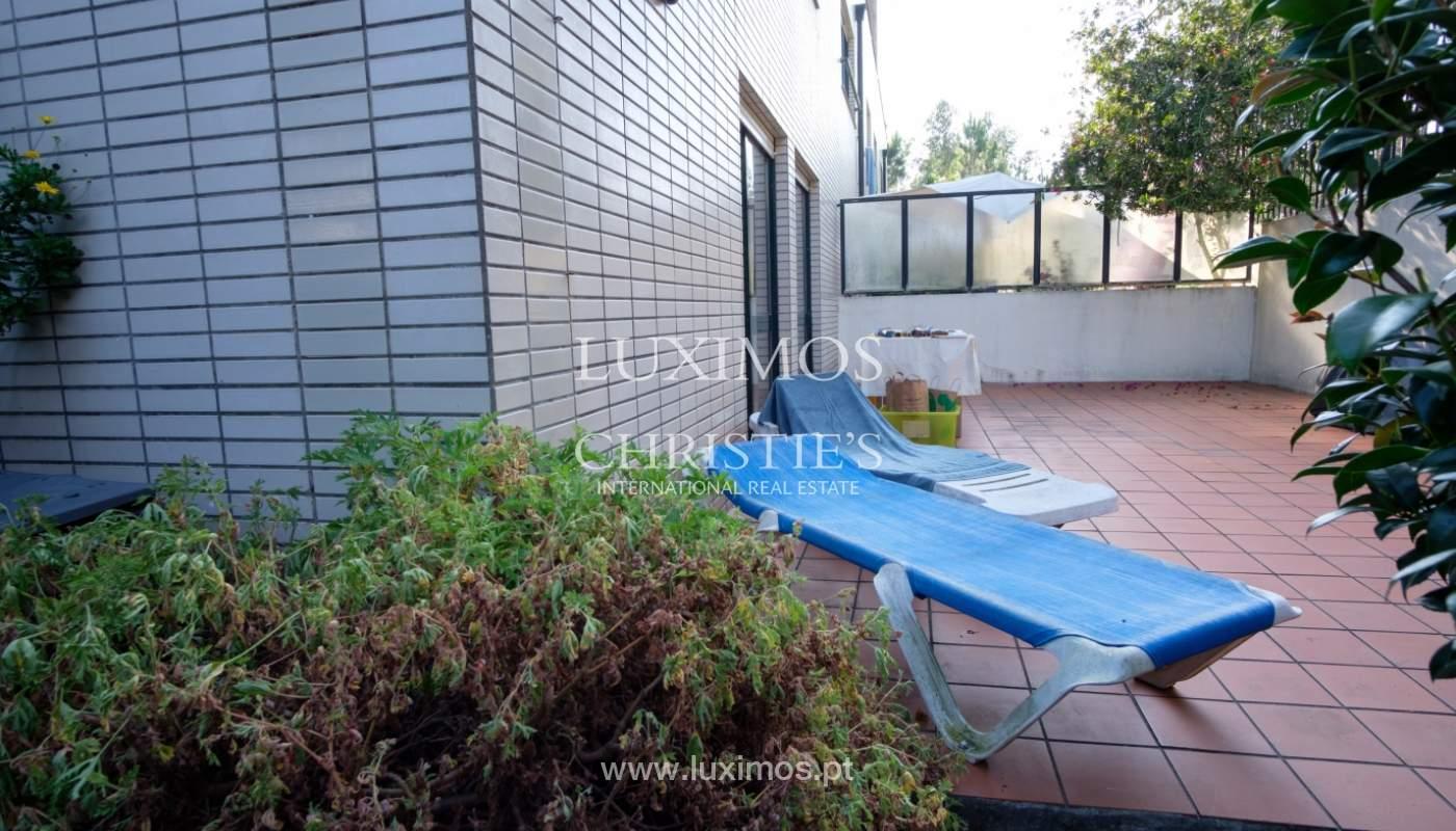 Venda de apartamento com terraço e jardim, Vila Nova de Gaia, Portugal_118098