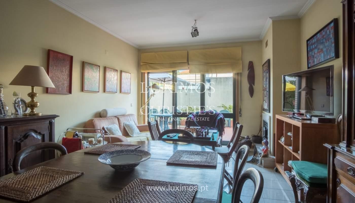 Venda de apartamento com terraço e jardim, Vila Nova de Gaia, Portugal_118102