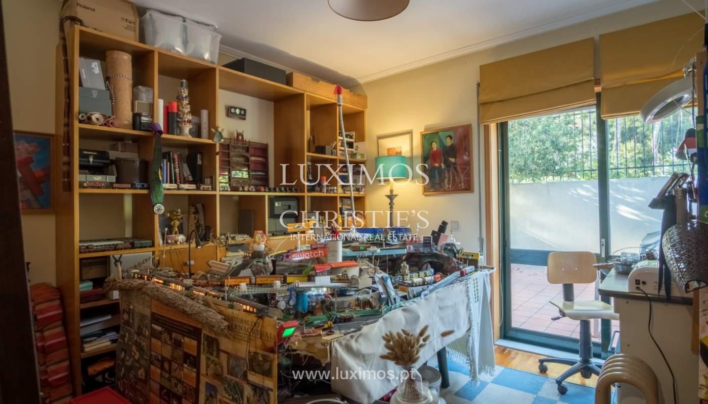Venda de apartamento com terraço e jardim, Vila Nova de Gaia, Portugal_118113