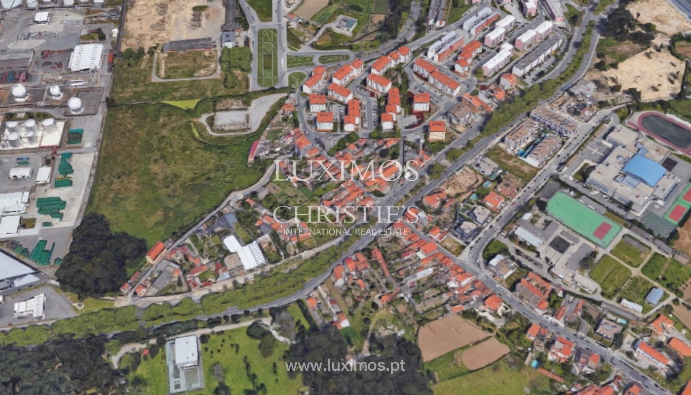 Sale of plot of land in central location of Matosinhos, Portugal_118413