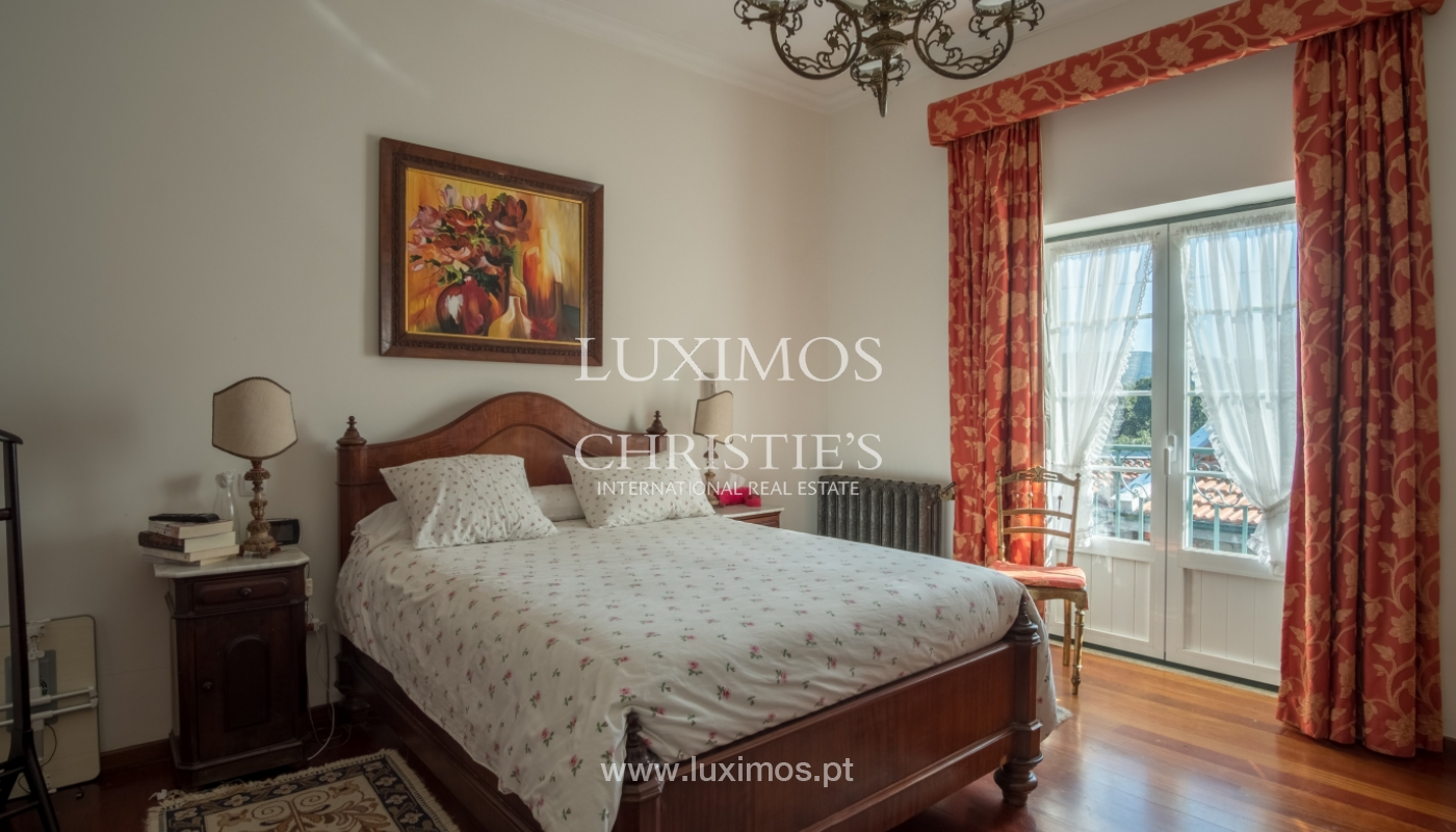 Sale of 18th century villa with garden and pool, Penafiel, Portugal_118457