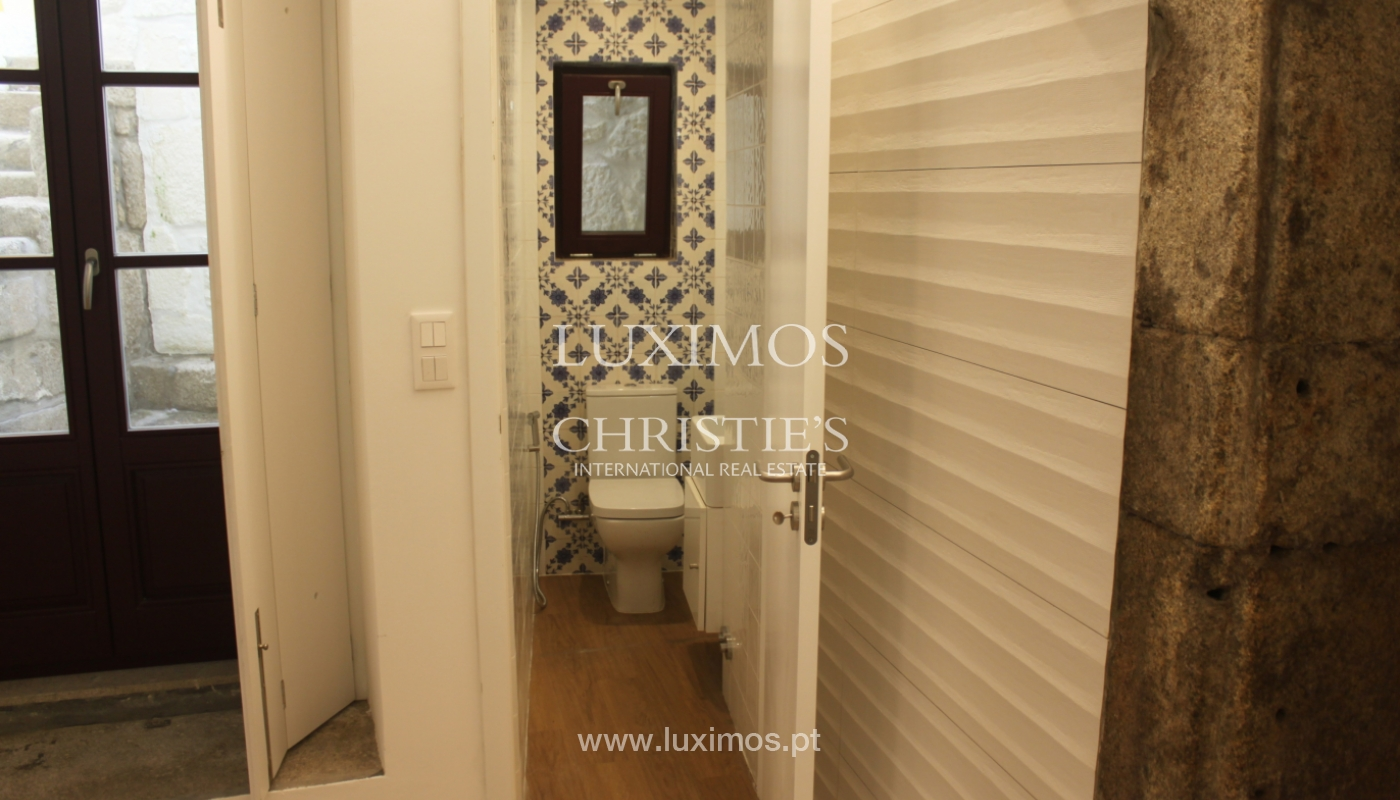 Apartment with terrace, for sale, in downtown Porto, Portugal_118521
