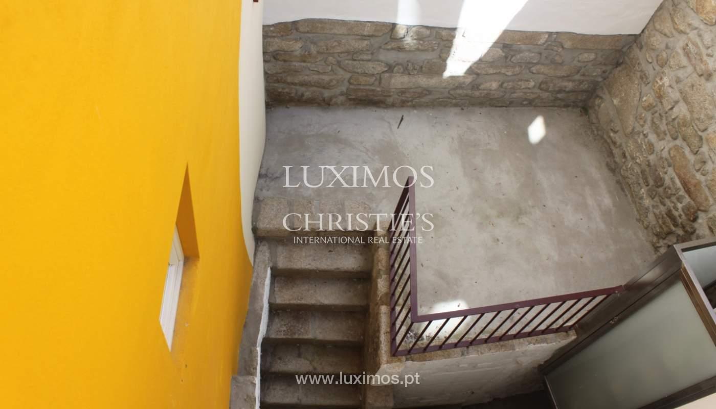 Neue Wohnung mit Balkon zum Verkauf im Zentrum von Porto, Portugal_118568