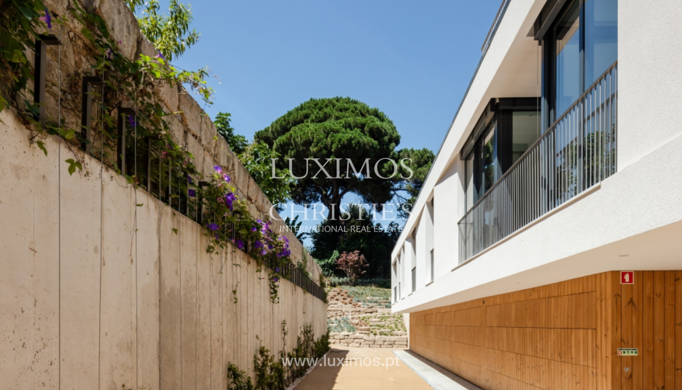 New and modern apartment for sale, with garden, Porto, Portugal _118761