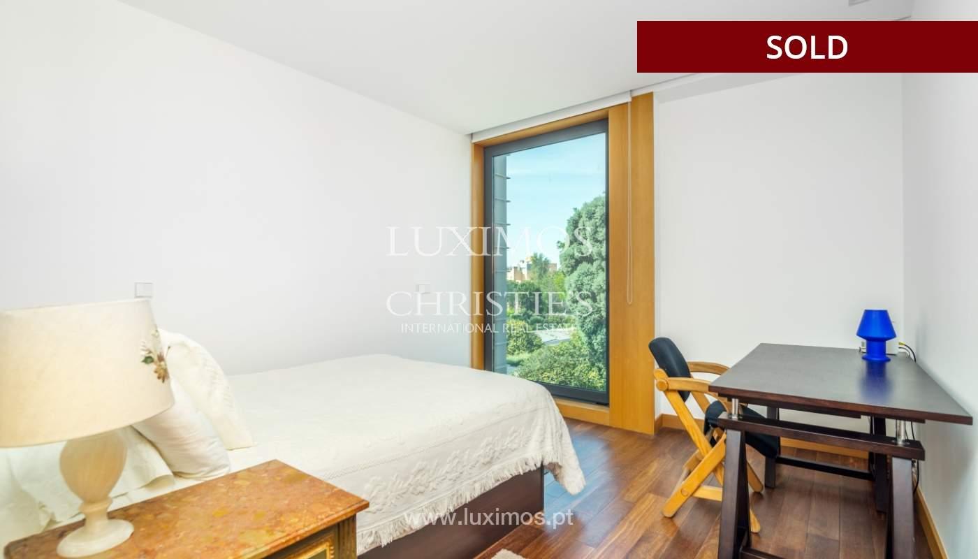 Modern villa for sale, with swimming pool, Foz do Douro, Portugal_119107