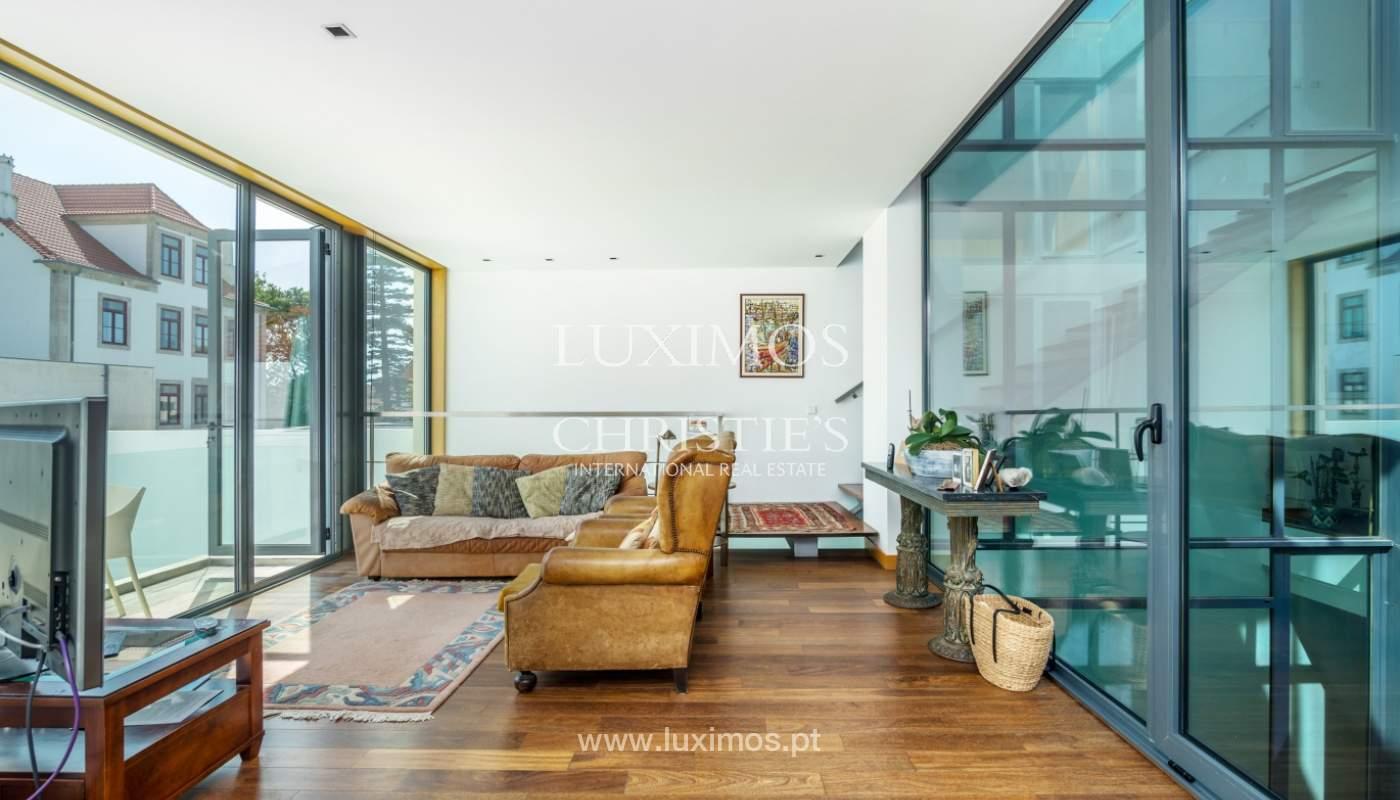 Modern villa for sale, with swimming pool, Foz do Douro, Portugal_119108