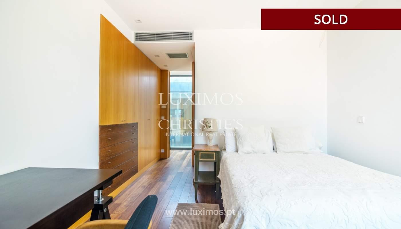 Modern villa for sale, with swimming pool, Foz do Douro, Portugal_119111
