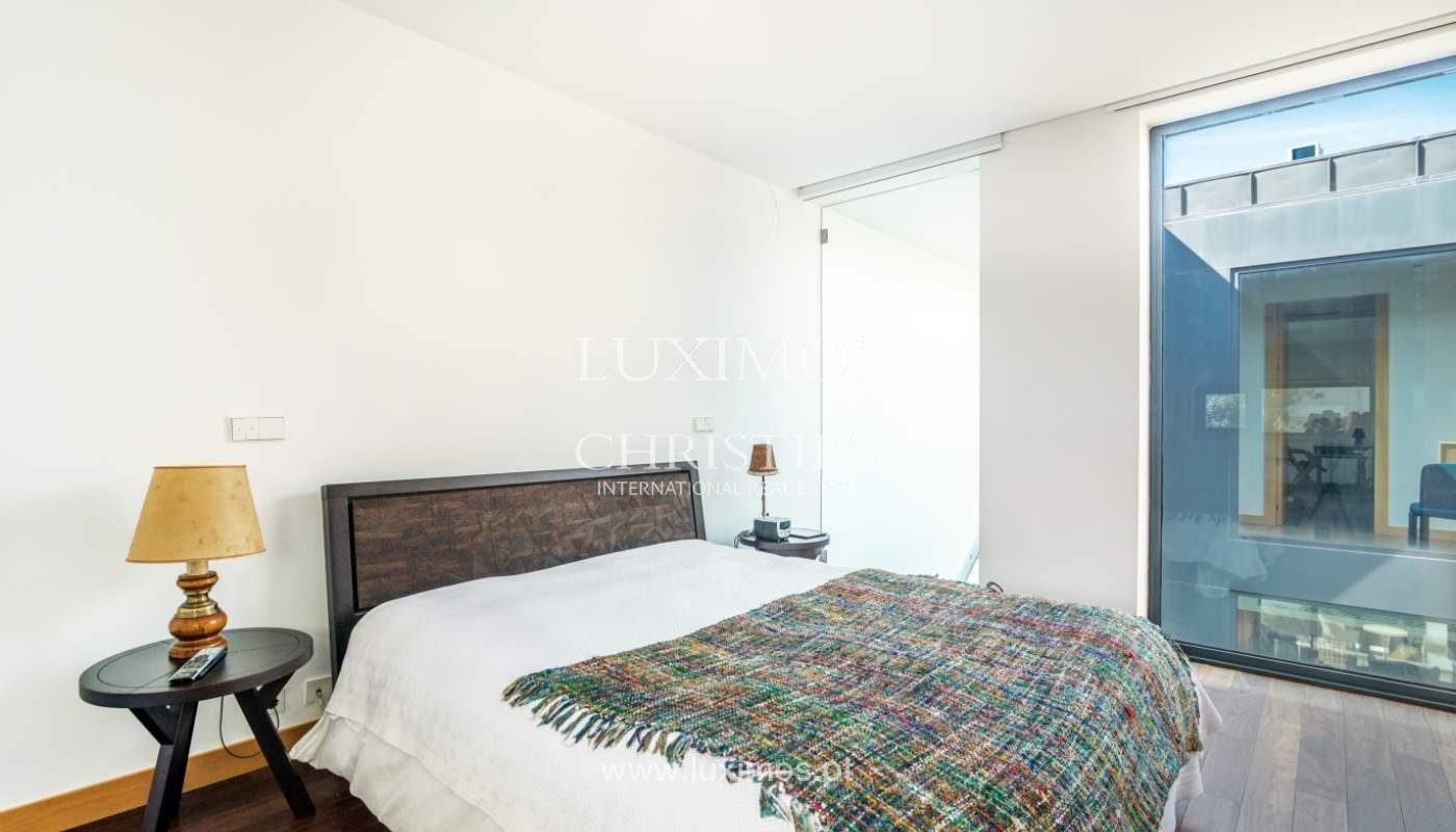 Modern villa for sale, with swimming pool, Foz do Douro, Portugal_119116