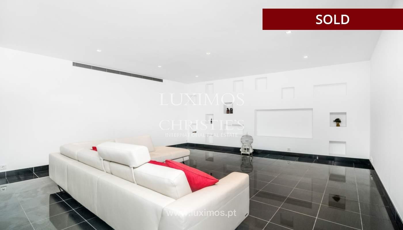 Modern villa for sale, with swimming pool, Foz do Douro, Portugal_119123