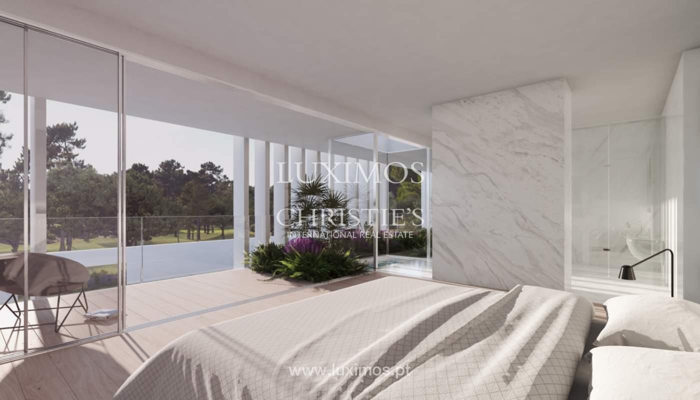 Terrain avec projet maison à vendre, Quinta do Lago, Algarve, Portugal_119291