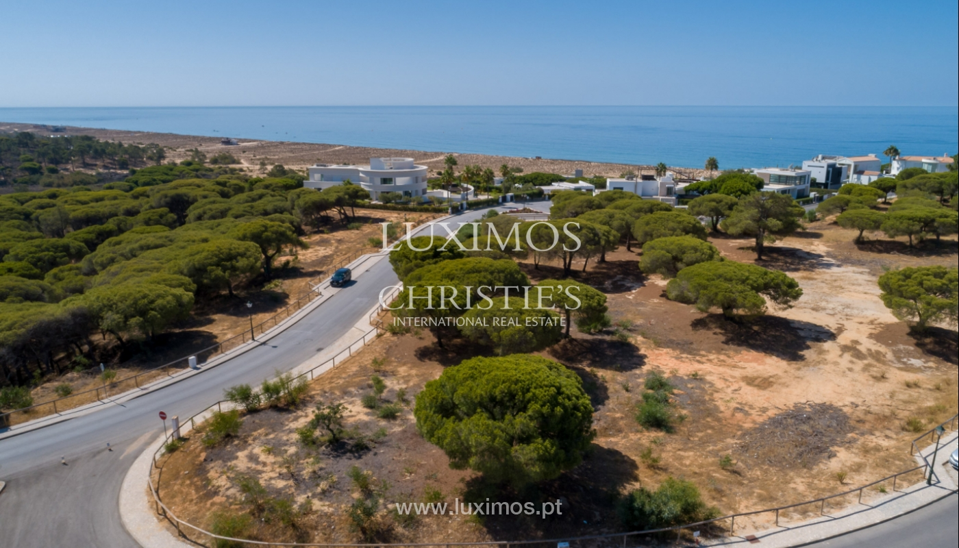 Sale of land Oceano Club, near beach, Vale do Lobo, Algarve, Portugal_119323