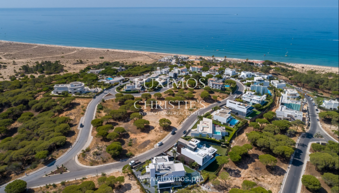 Sale of land Oceano Club, near beach, Vale do Lobo, Algarve, Portugal_119333