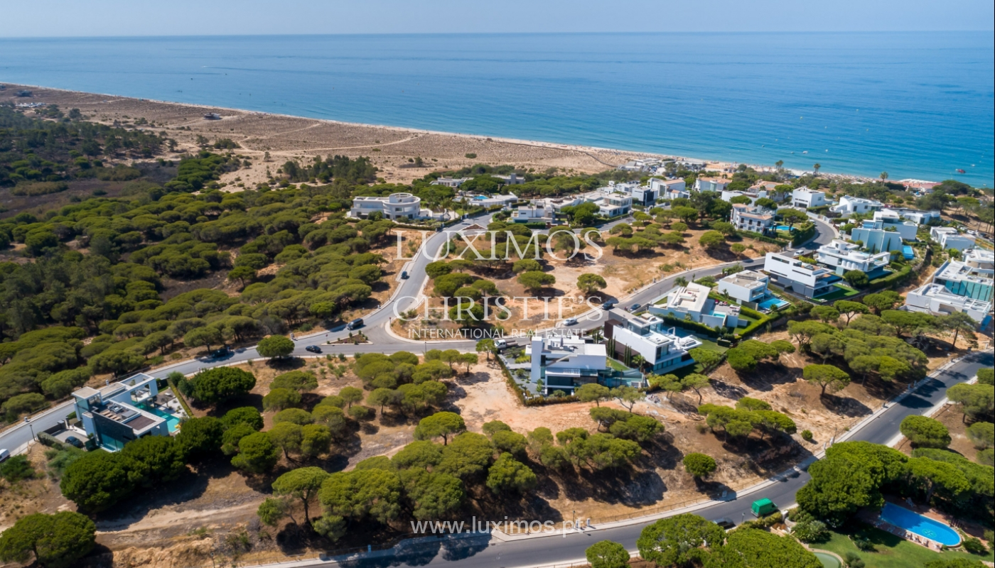 Venda de Terreno Oceano Clube, junto à praia, Vale do Lobo, Algarve_119370