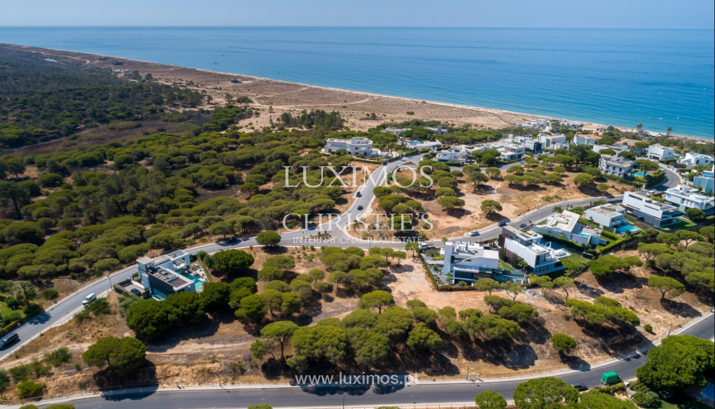 Venda de Terreno Oceano Clube, junto à praia, Vale do Lobo, Algarve_119375