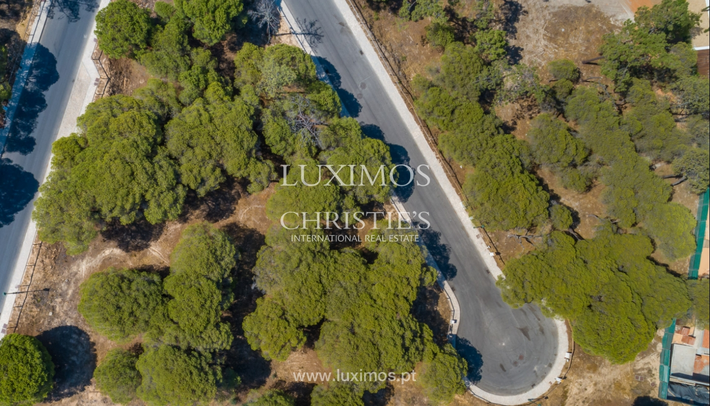Terrain à vendre, près de la plage, Vale do Lobo, Algarve, Portugal_119408