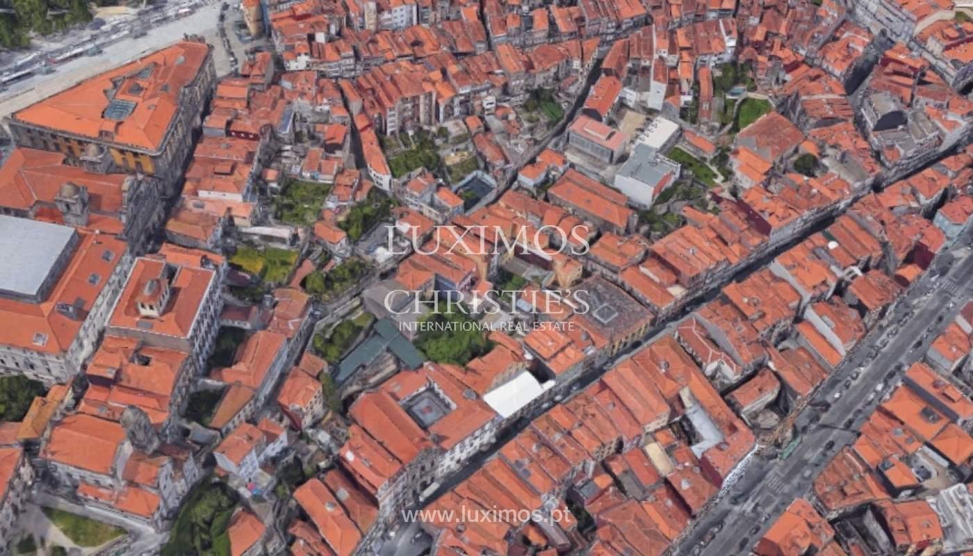 Venta de edificio con proyecto de exploración turística, Oporto, Portugal_119438