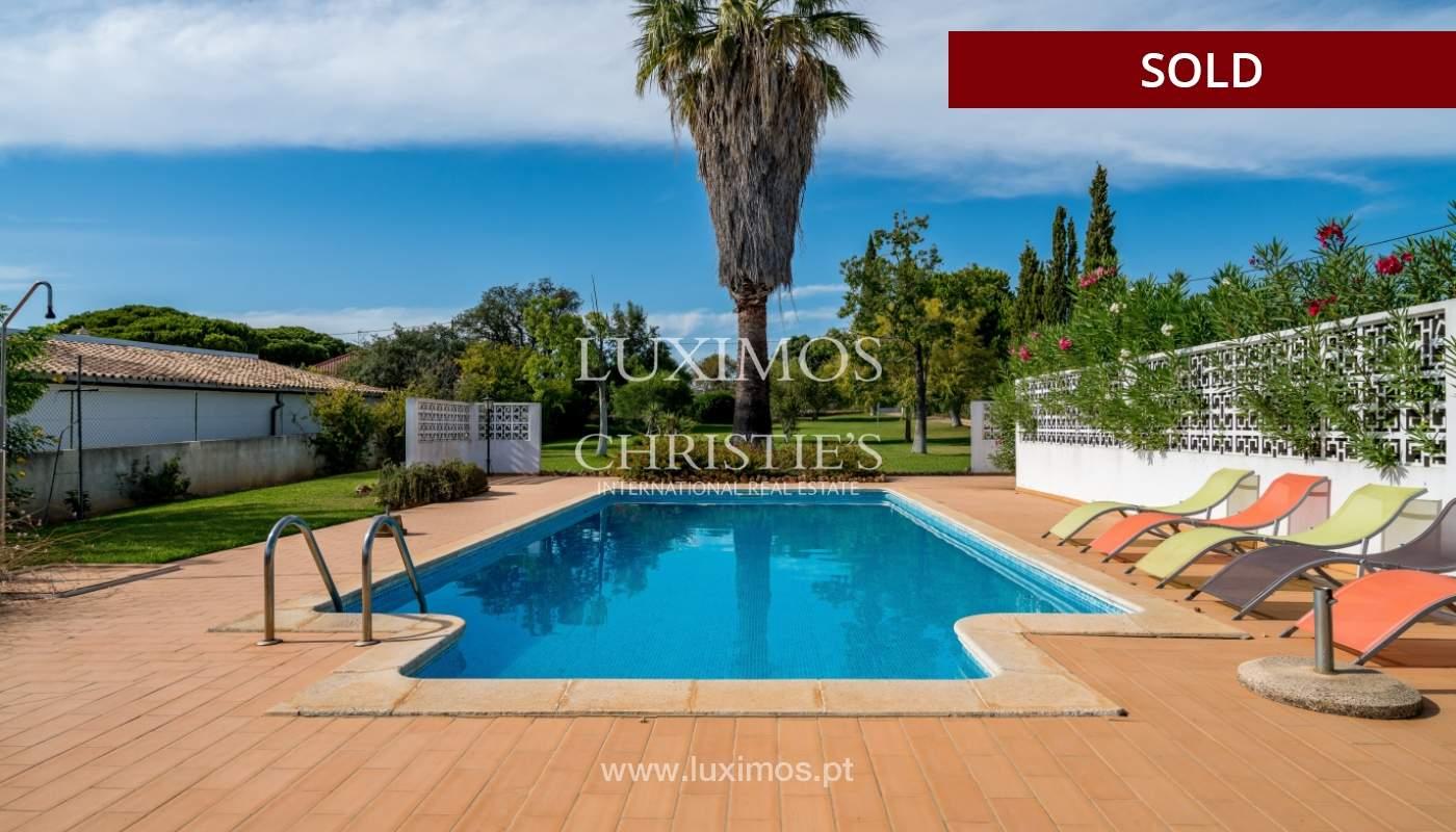 Venta de chalet con piscina y jardín en Almancil, Algarve, Portugal_119440