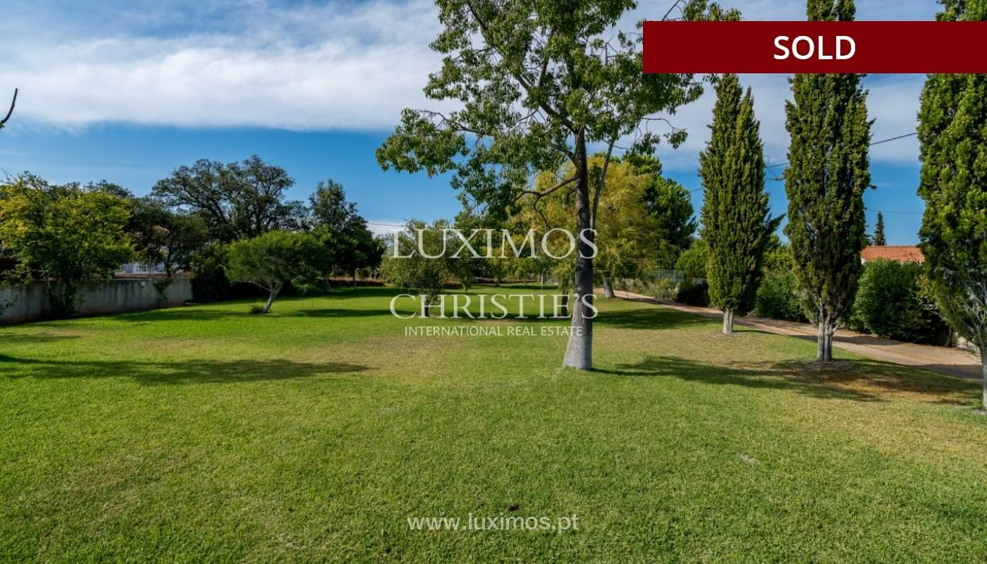 Sale of villa with pool and garden in Almancil, Algarve, Portugal_119443