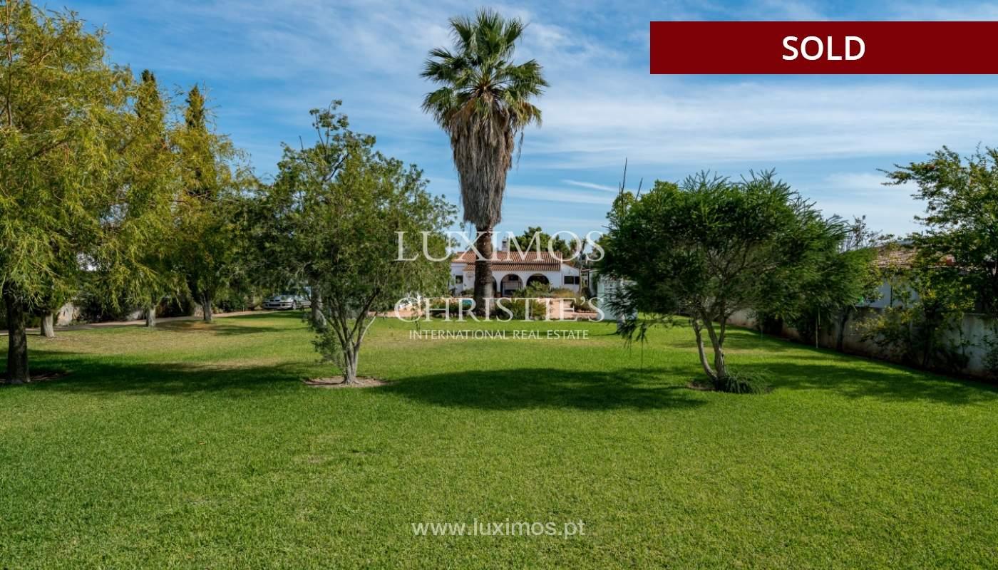 Villa avec piscine et jardin à vendre à Almancil, Algarve, Portugal_119445