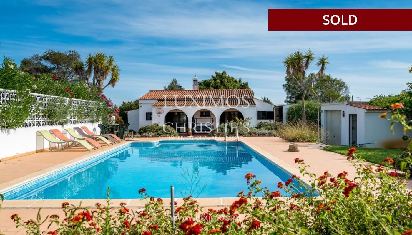 Venta de chalet con piscina y jardín en Almancil, Algarve, Portugal_119446