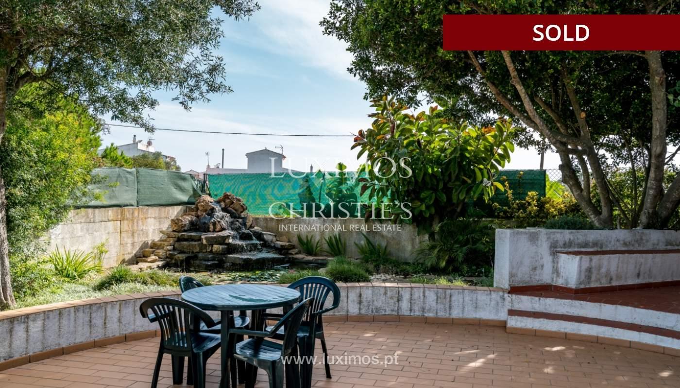 Sale of villa with pool and garden in Almancil, Algarve, Portugal_119460