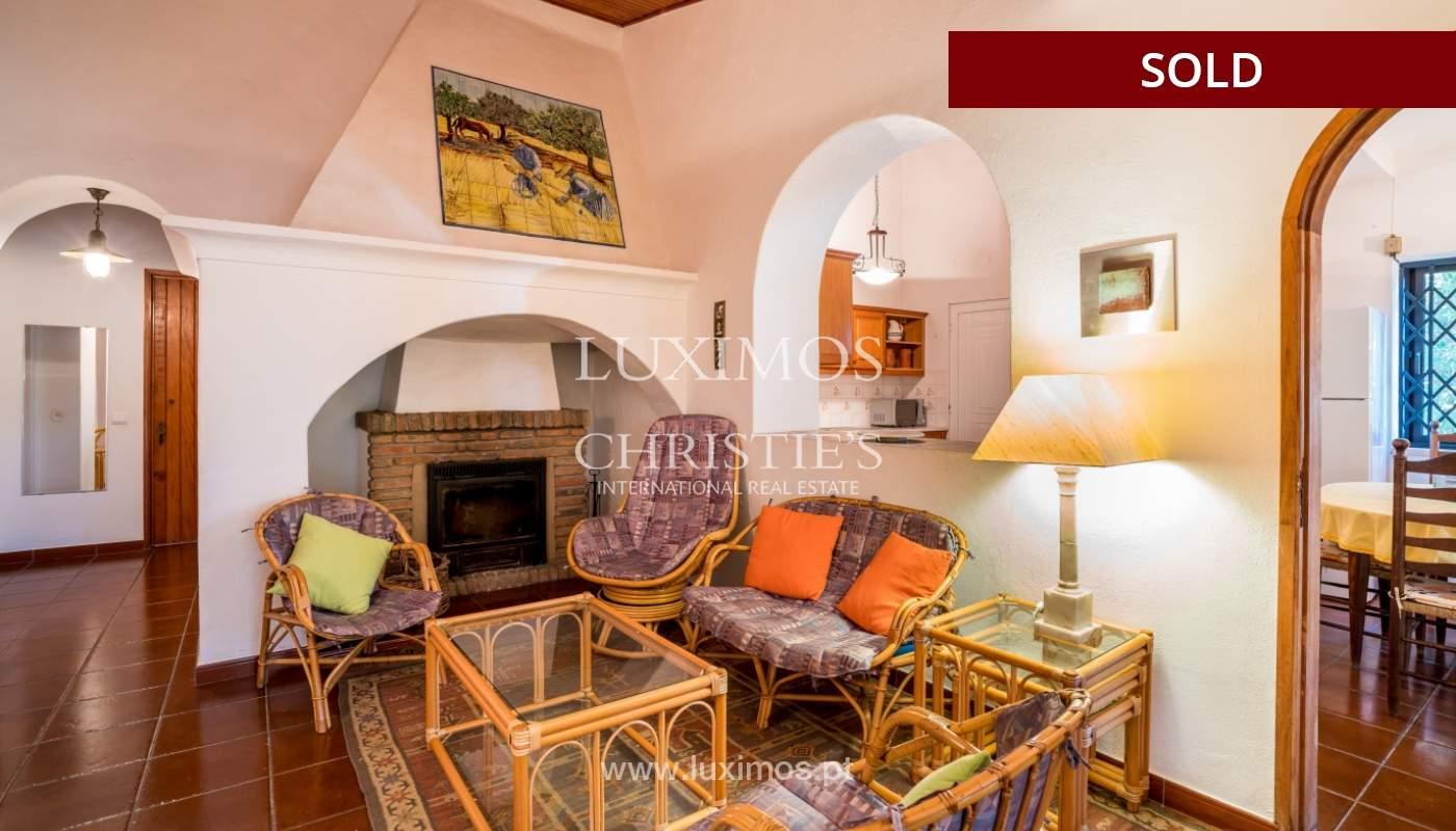 Villa avec piscine et jardin à vendre à Almancil, Algarve, Portugal_119461