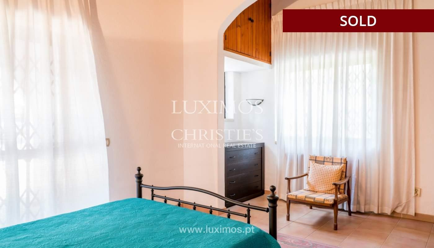 Sale of villa with pool and garden in Almancil, Algarve, Portugal_119466