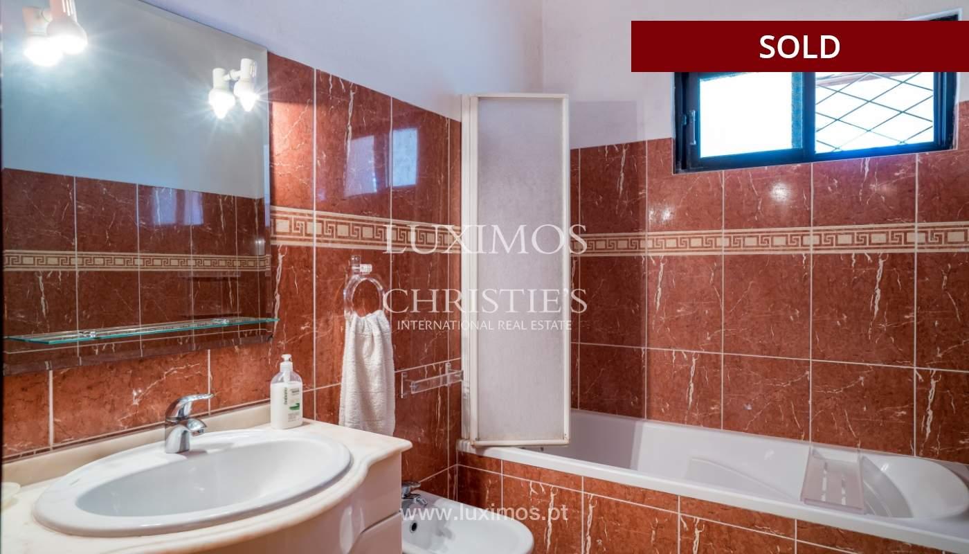 Sale of villa with pool and garden in Almancil, Algarve, Portugal_119467