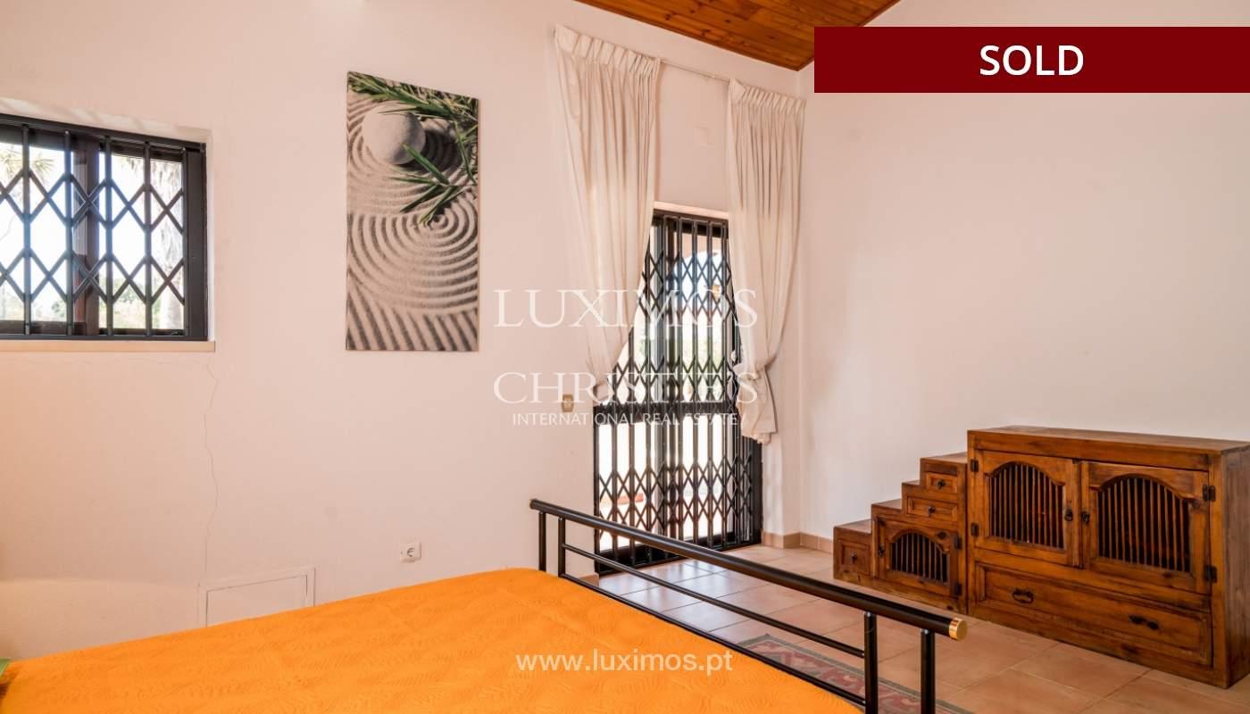 Villa avec piscine et jardin à vendre à Almancil, Algarve, Portugal_119471
