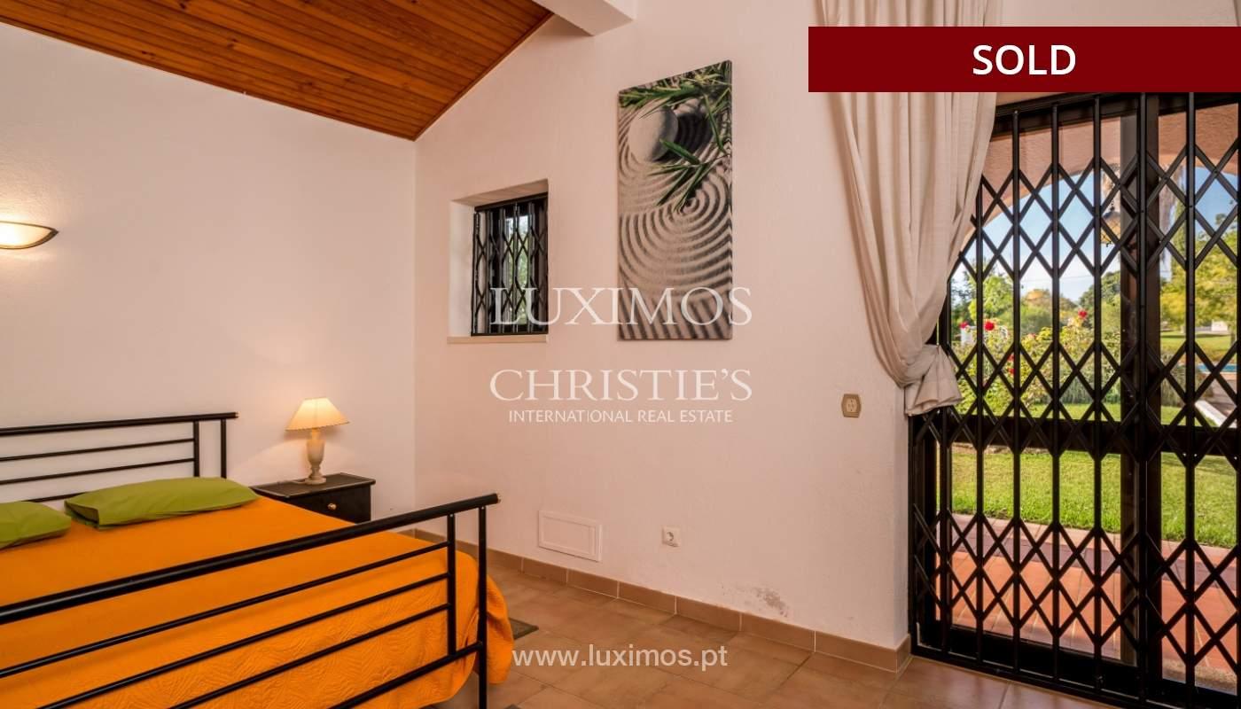 Villa avec piscine et jardin à vendre à Almancil, Algarve, Portugal_119475
