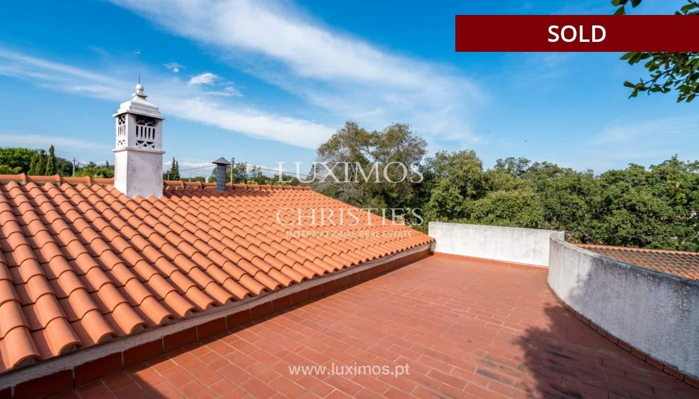 Villa avec piscine et jardin à vendre à Almancil, Algarve, Portugal_119477